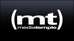 Thank you to Media Temple our Outstanding Sponsor sponsor