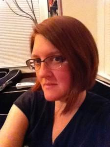 Lisa Linn Allen, speaking at WordCamp Raleigh 2015
