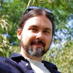 Jonathan Kay, speaking at WordCamp Raleigh, 2015